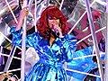 RihannaPerformingCaliforniaKingBedinDallas