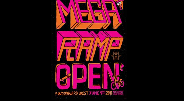2011MegaRampOpenAtWoodwardWest