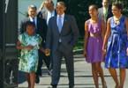 ObamafamilywalkstochurchfromWhiteHouse