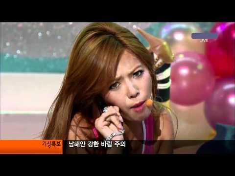 HyunA4MinuteAttentionBubblePop