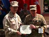 GenPetraeusendscommandinAfghanistan