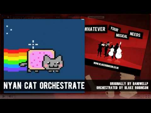 NyanCatOrchestrate