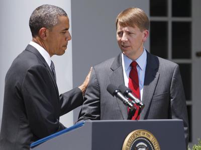 ObamaappointsCordraytoleadconsumeragency