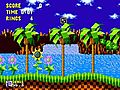 RetroGamingwithoutcommentsSonictheHedgehogMegadrive
