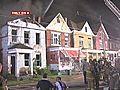 FirefightersHurtInNorthBraddockBlaze
