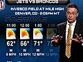WeatherupdateJetsvstheBroncos