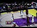 NBA2K11KobeBryantdrops81ontheTorontoRaptors