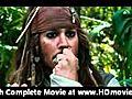 PiratesoftheCaribbeanOnStrangerTidesXVidPart3COMPLETEMOVIE