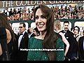 AngelinaJolieGoldenGlobesRedCarpetInterview