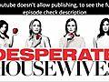DesperateHousewivesSeason2Episode12345