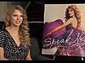 TaylorSwiftDiscussesLatestAlbum