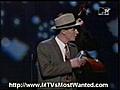 TobyHussMTVMovieAwards1994Mockingsongnominations