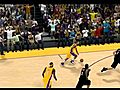 NBA2K11DerrickRoseAttackstheBasketMyPlayerintheDescription