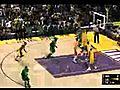NBA2K11LakersKobeBryant
