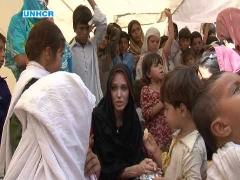AngelinaJoliesPakistanvisit