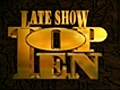LateShowHolidayTVSpecialsTopTen