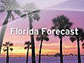 FloridaVacationForecast