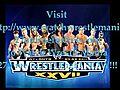 WrestleMania27FullShowPart1