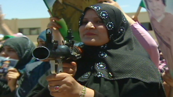 Libyasfightingwomen