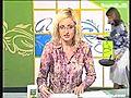 LostReporterFindsHerselfOnTV