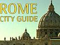 CityGuideRome