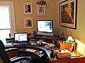 OfficeTourMosesandTVInterview