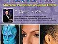 MakeupfxFilmTelevisionMakeupCharacterProstheticsSpecialEffects