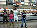 SheAintYouDanceInWalmart