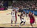 NBA2k10ClevelandCavaliersTonyRogersHighlightstest