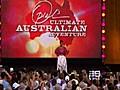 OprahfinishesAustralianshows