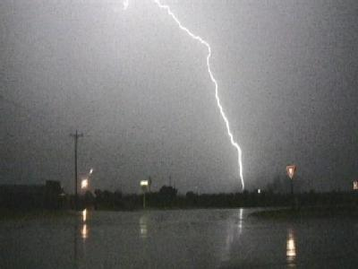 LightningShowCaughtOnCamera