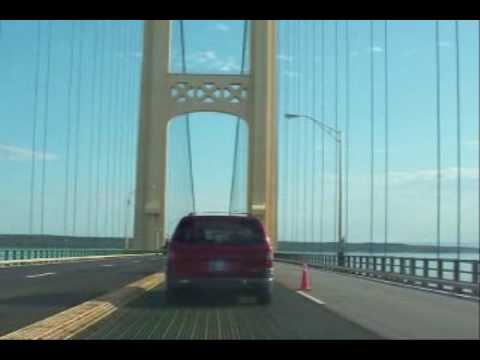 MackinacBridgeCrossing