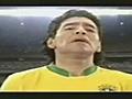 MaradonausandounacamisetadeBrasil