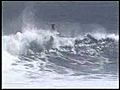 ThisisavideooftheprosurfersTajBurrowandAndyIronsrippingwavesworldwideduringthevideoofMomentum