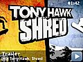 TonyHawkShred