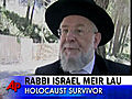 HolocaustMemorialHonorsRabbisSavior
