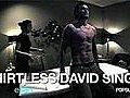 VideoofDavidBeckhamWithoutaShirtonTheEllenDeGeneresShow