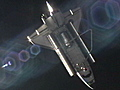 SpaceShuttleAtlantisundocksfromISS