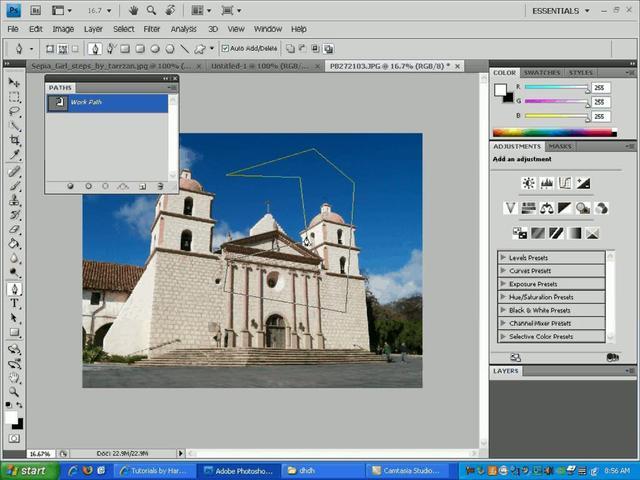 AdobePhotoshopCS4PenToolPathPaletteTutorial