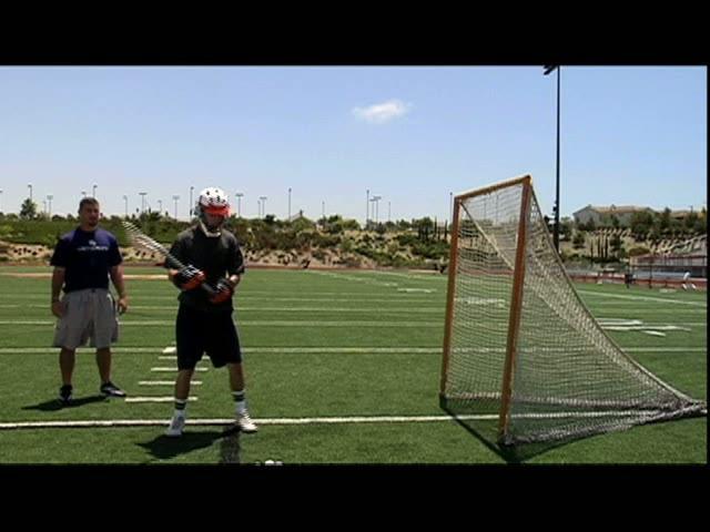 LacrosseDrillPhoneBoothShooting