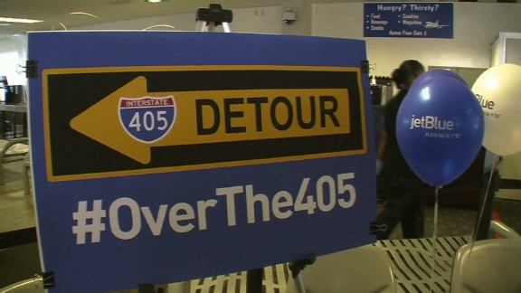 RacetoLongBeachwithoutthe405