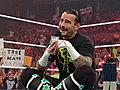 WWEMondayNightRawCMPunkaddressesTheWWEUniverse