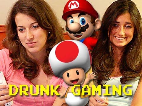 DrunkGamingMarioParty8