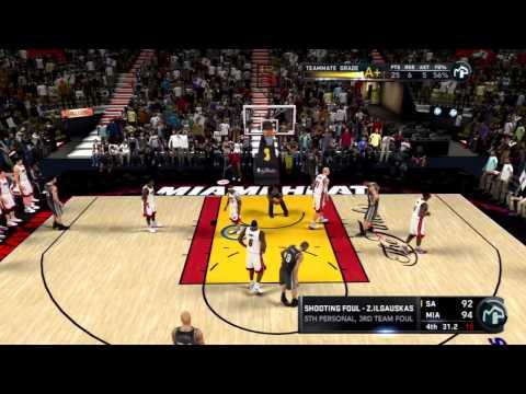 NBA2K11MyPlayerPlayoffsNFG330Opportunity
