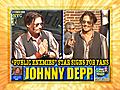 JohnnyDeppattheLettermanShow