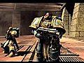 Warhammer40kSpaceMarineE3Trailer