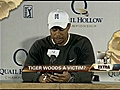 TigerWoodsTheVictim