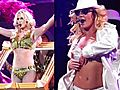 BritneySpearsKicksOffFemmeFatale