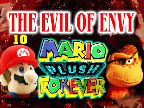 MarioPlushForeverEpisode10TheEvilofEnvy