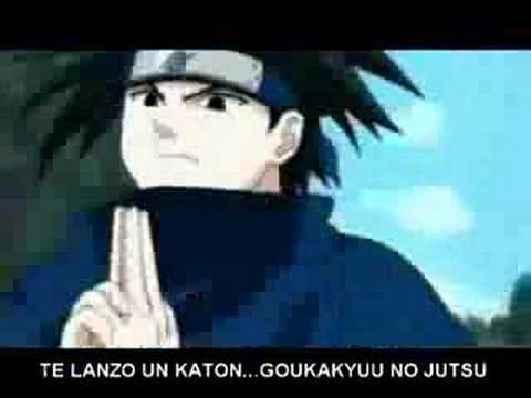 dragon ball y naruto rap